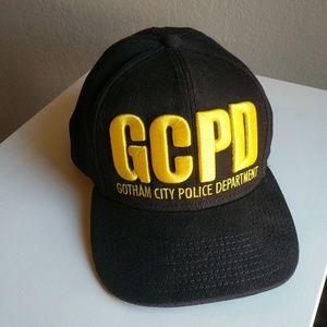 NWOT Batman GCPD hat gotham police